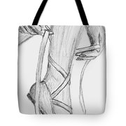 I Will Dance Tote Bag