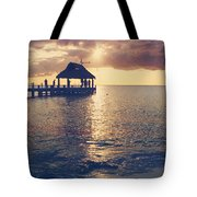 I Will Feel Eternity Tote Bag