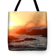 I Will Rise Again Tomorrow Tote Bag