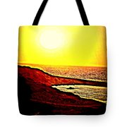 I Hope I Will See You In The Morning  Tote Bag