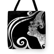 I Will Wait For You 3 Tote Bag by Angelina Vick