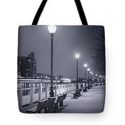 I Wonder As I Wander Tote Bag by Evelina Kremsdorf