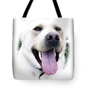 I Love You - I Woof You Tote Bag