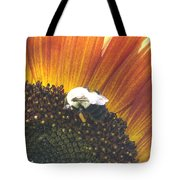 I Work For A Queen Tote Bag