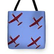 Iaf Flight Academy Aerobatics Team 4 Tote Bag