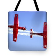 Iaf Flight Academy Aerobatics Team-a Tote Bag