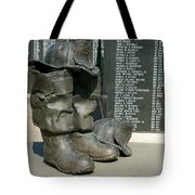 Iaff Fallen Firefighters Memorial 1  Tote Bag