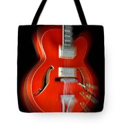 Ibanez Af75 Hollowbody Electric Guitar Zoom Tote Bag