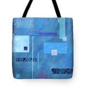 iBlue Tote Bag