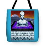 iBots Take Over Tote Bag by Keith Dillon