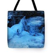 Ice Age Begins Tote Bag