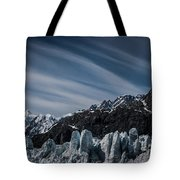 Ice And Sky With My Little Eye Tote Bag