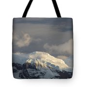 Ice-capped Mountains Anvers Island Tote Bag