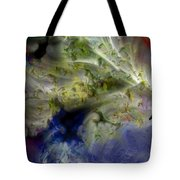 Ice Clouds Tote Bag