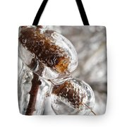 Ice Cocoons I Tote Bag