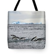 Ice Cold Athletes... Tote Bag