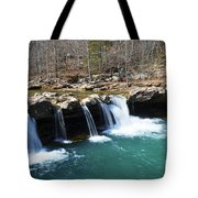 Ice Cold Beauty Tote Bag