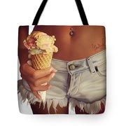 Ice Cream Daydreams Tote Bag