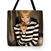 Ice Cream Dream Girl  Tote Bag