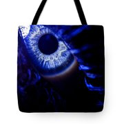 Ice Eye Tote Bag