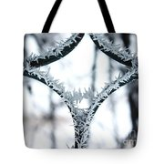 Ice First Kiss Tote Bag