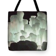 Ice Flow 13 Tote Bag