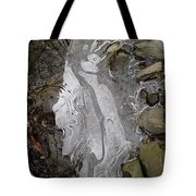 Ice Flow 2 Tote Bag