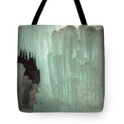 Ice Flow 21 Tote Bag