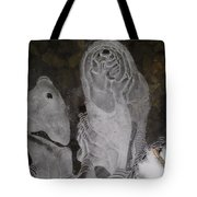 Ice Flow 5 Tote Bag