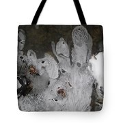 Ice Flow 6 Tote Bag