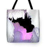 Ice Fringe Tote Bag