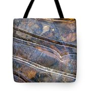Ice II Tote Bag