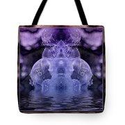Ice King Tote Bag