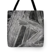 Ice Macro 1 Tote Bag