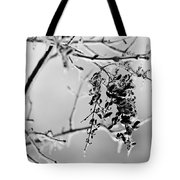 Ice Melting Tote Bag