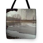 Ice River Tote Bag
