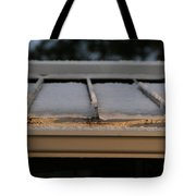 Ice Roof Tote Bag