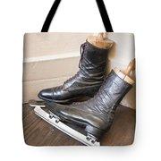 Ice Skates Tote Bag
