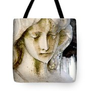 Ice Tear Drop Tote Bag