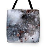 Ice Transformation Vii Tote Bag