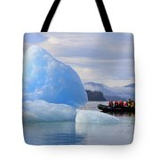 Iceberg Ahead Tote Bag