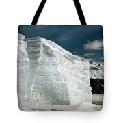 Iceberg At Cape Hallett Antarctica Tote Bag