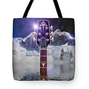 Iceberg Blues Tote Bag