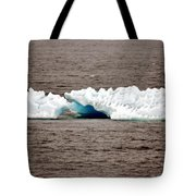 Iceburg With Passenger Tote Bag