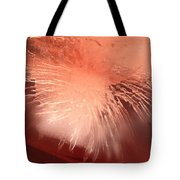 Iced Cherry Juice Tote Bag