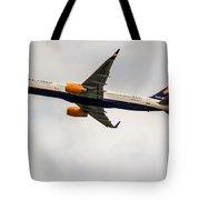 Icelandair Boeing 757 Tote Bag