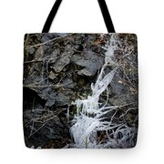 Icicles 2 Tote Bag