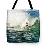 Icing The Cake Tote Bag by Laura Fasulo