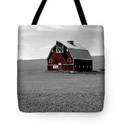 Icon Of The Palouse Tote Bag