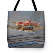 Iconic Emblem Tote Bag